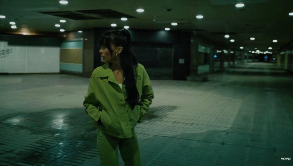Aitana dice 'Ni Una Más' en su canción más reivindicativa