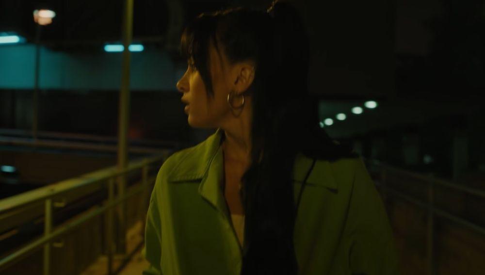 Aitana en el videoclip reivindicativo de 'Ni Una Más'