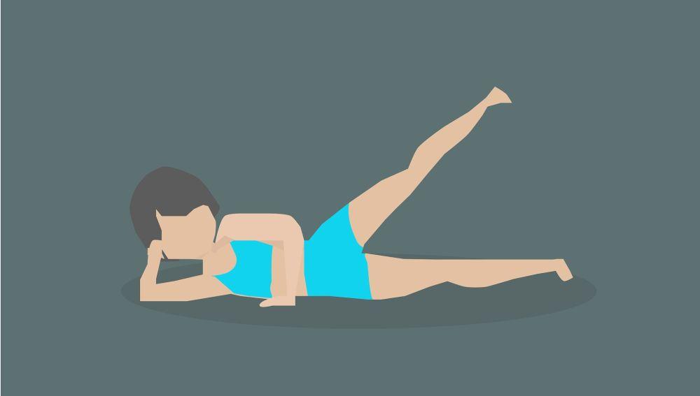 Cinco ejercicios para conseguir unas piernas y unos glúteos de acero