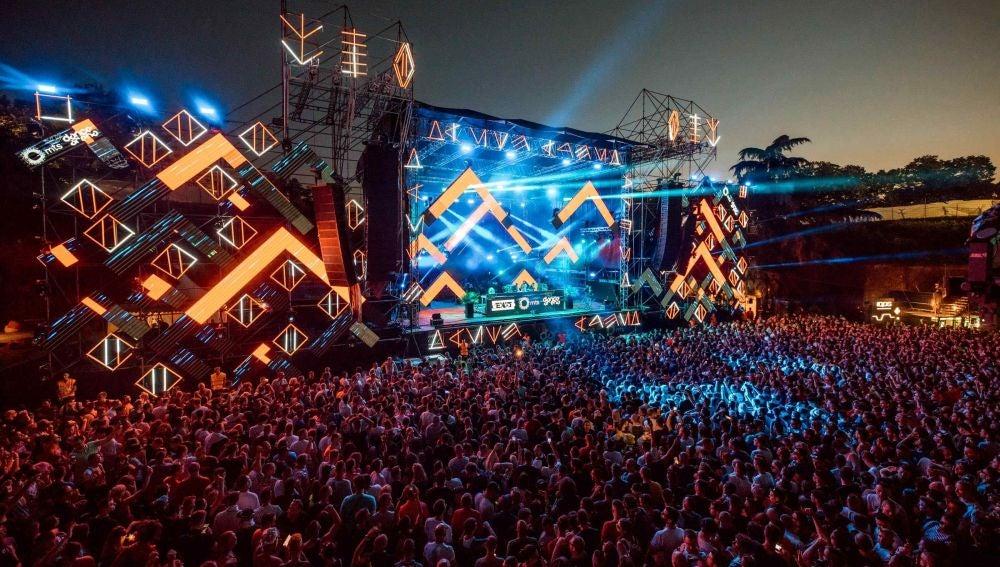 Dance Arena de Exit Festival