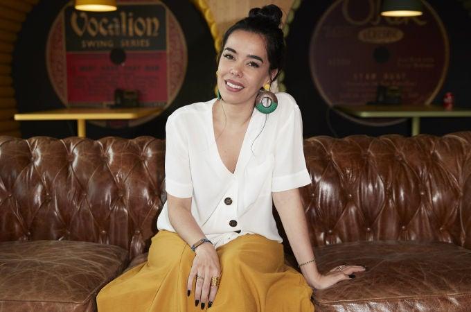 """Beatriz Luengo habla del postparto: """"Tengo el estómago abultado"""""""