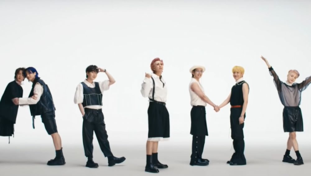'Butter' de BTS