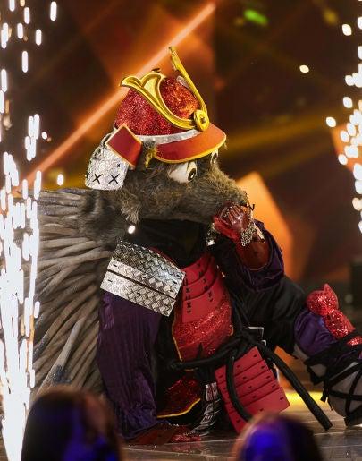 Erizo se convierte en el ganador de la segunda edición de 'Mask Singer'