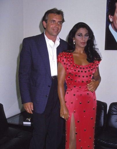 Lolita y Guillermo Furiase