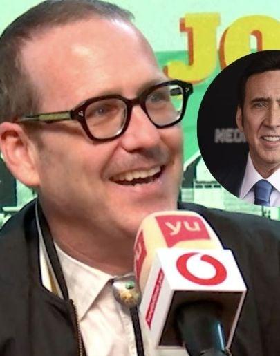Joaquín Reyes es Nicolas Cage