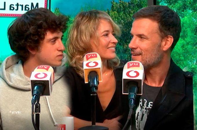 Daniel Grao, Marta Larralde y Son Khoury