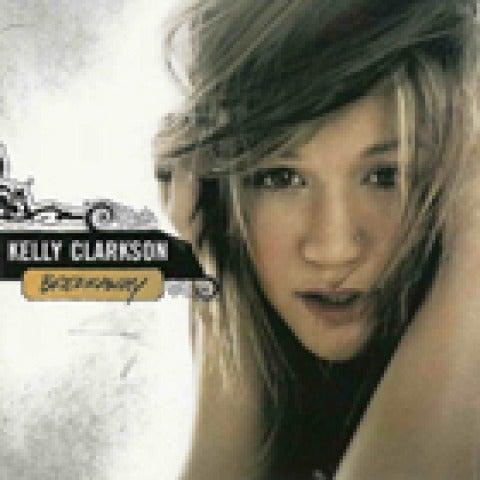 Portada Kelly Clarkson Breakaway