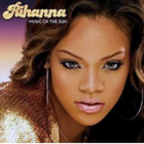 Portada Rihanna Music of the sun 140
