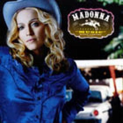 Portada Madonna Music