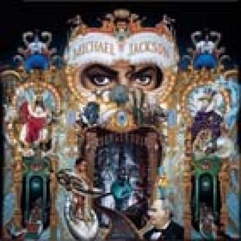 Michael Jackson Dangerous portada