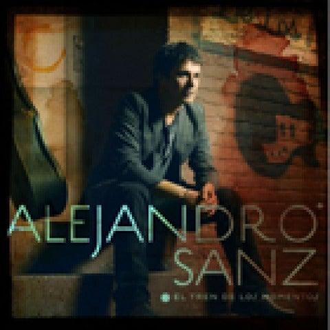 Portada Alejandro Sanz El Tren de los Momentos 140