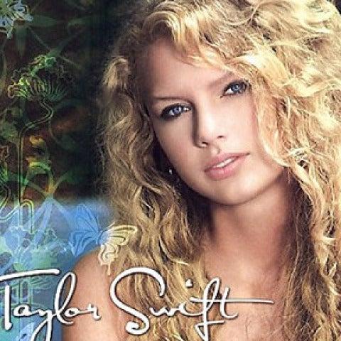 Portada Taylor Swift Taylor Swift