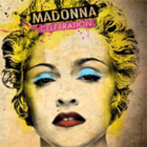 Portada Madonna - Celebration