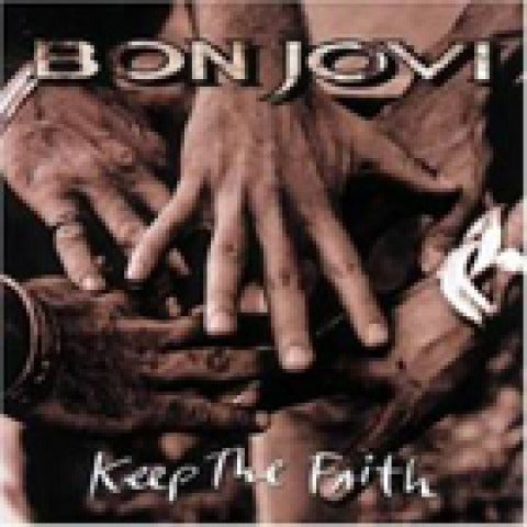 Portada  Bon Jovi - Keep The Faith