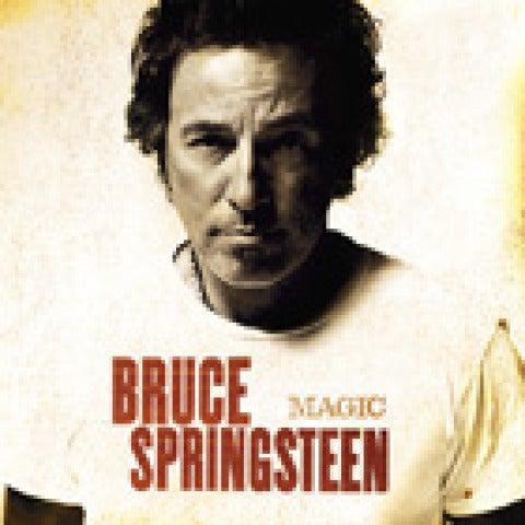 Portada Bruce Springsteen - Magic