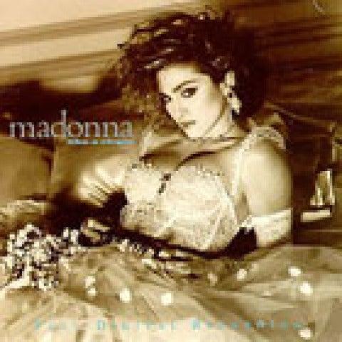 Portada Madonna - Like A Virgin