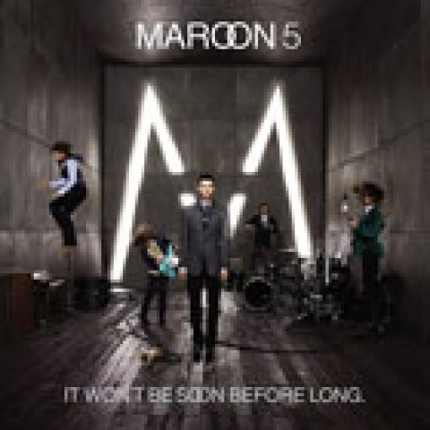 Portada Maroon 5 - It Wont To Be Soon Before Long