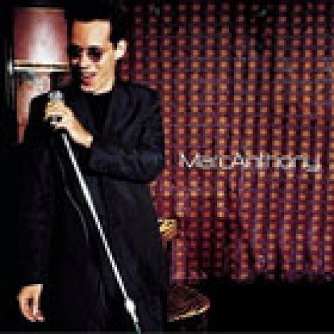 Portada Marc Anthony - Marc Anthony