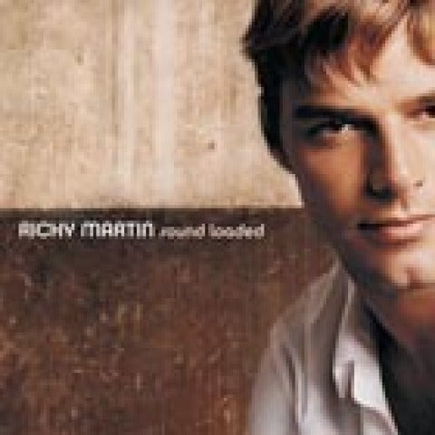 Portada Ricky Martin - Sound Loaded