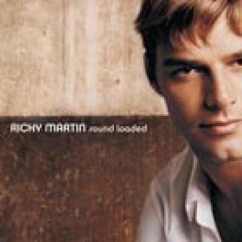 Portada Ricky Martin - Sound Loaded