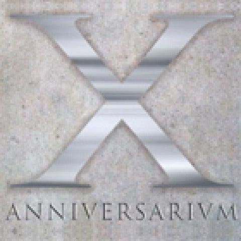 Portada Estopa X Anniversarium 140