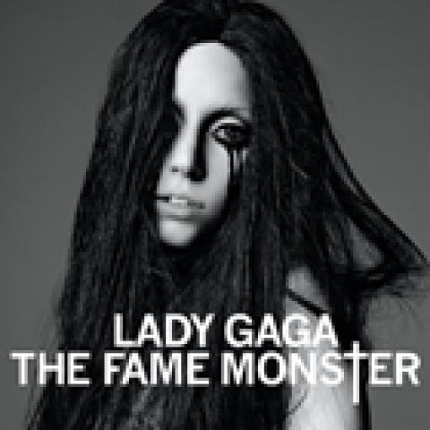 Portada Lady Gaga The Fame Monster 140
