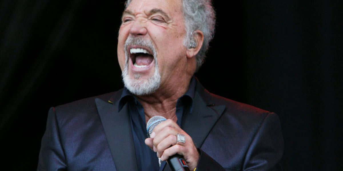 Tom Jones recuerda a Elvis Presley