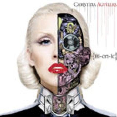 Portada Christina Aguilera Bionic 140