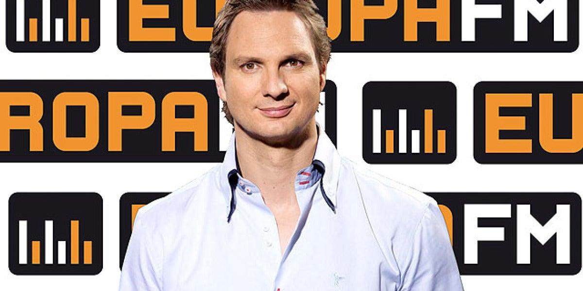 """Director del nuevo 'morning show', """"Levántate y Cárdenas"""" de Europa FM."""