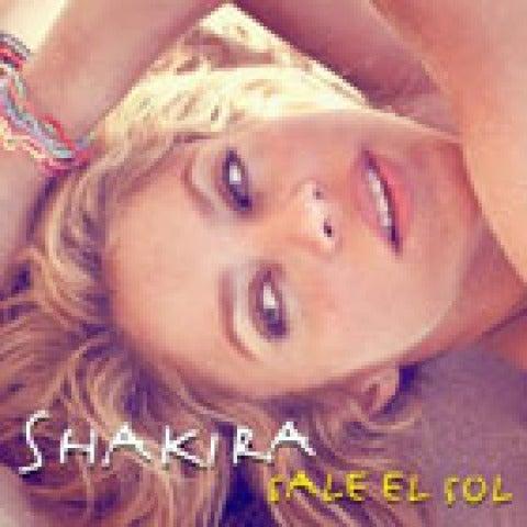 Portada Shakira Sale el sol 140