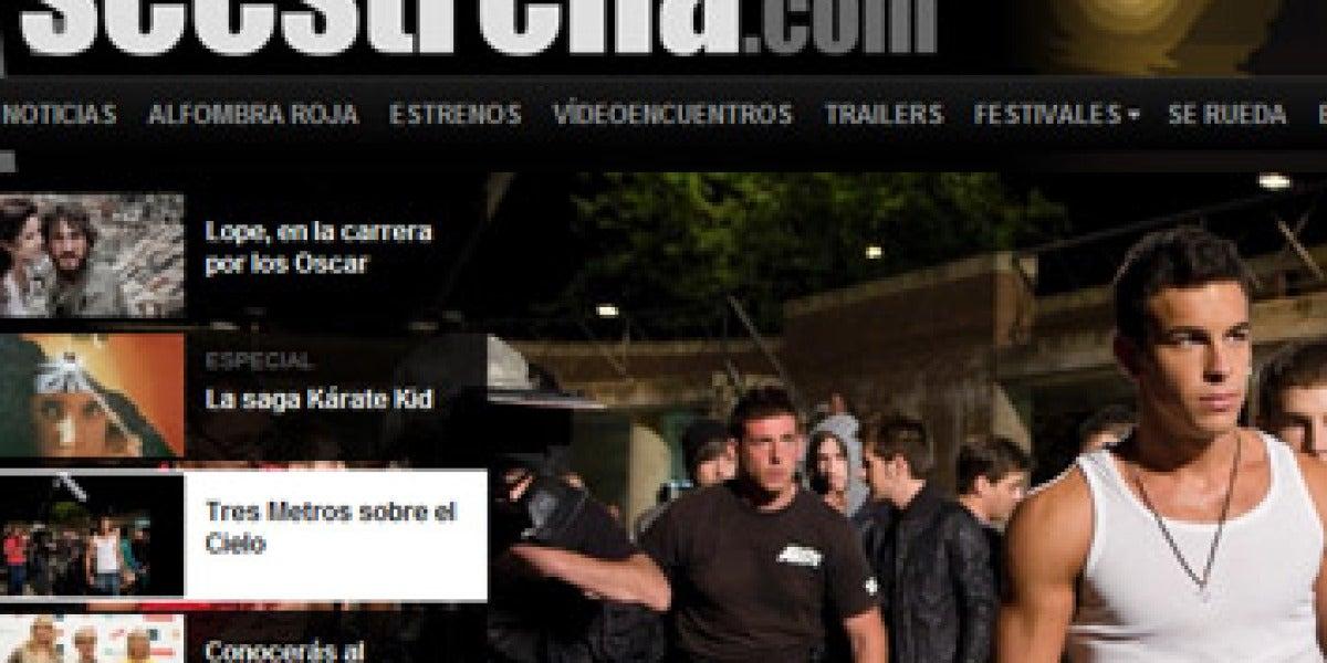 Seestrena.com, lo nuevo de antena3.com