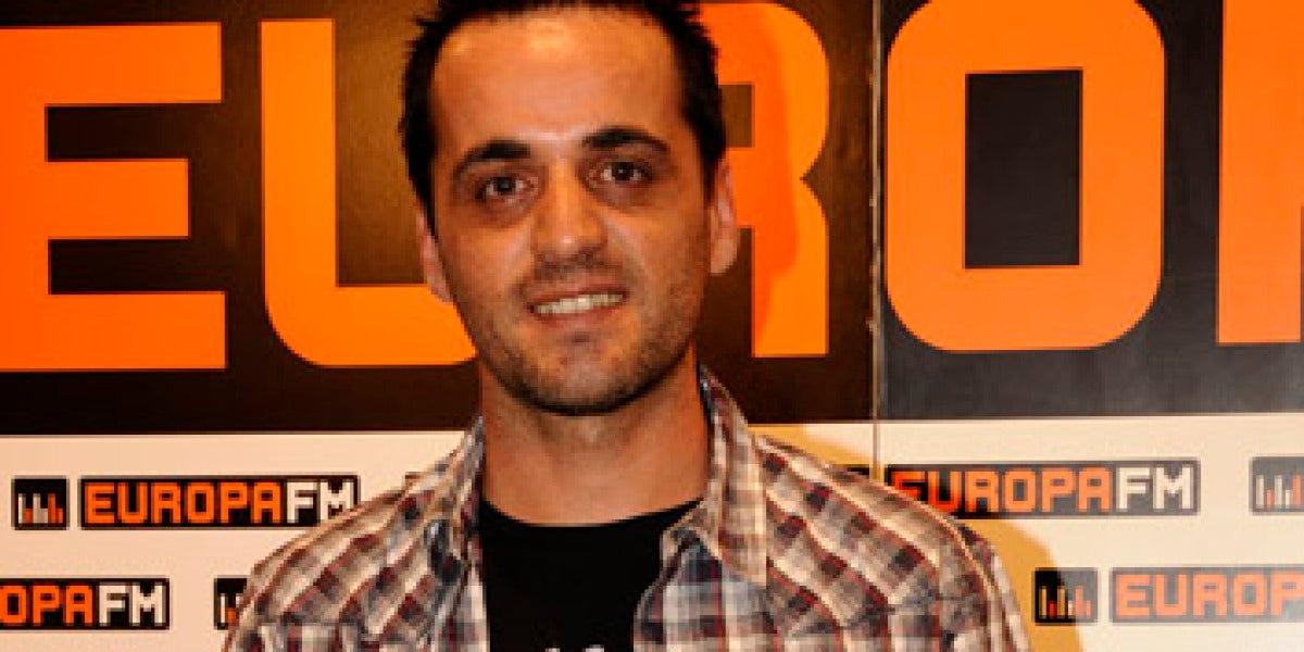 PRESENTACIÓN EUROPA FM: Jonathan Castilla