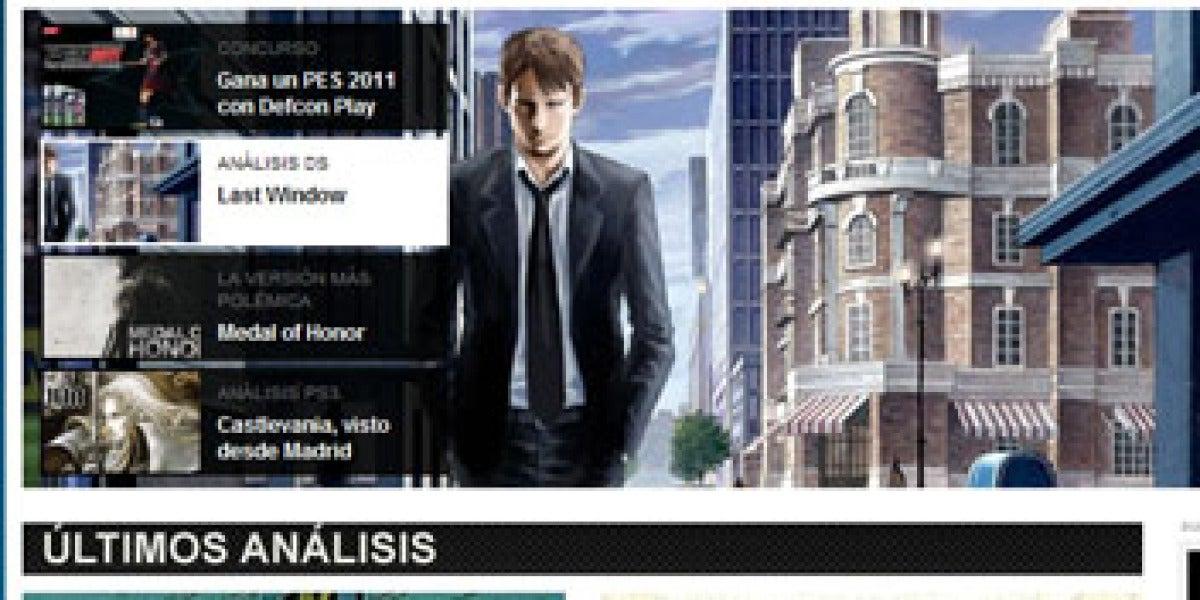 El nuevo portal de videojuegos de antena3.com