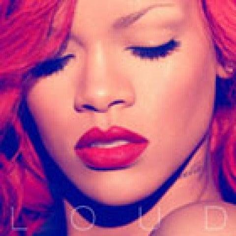 Portada Rihanna Loud 140