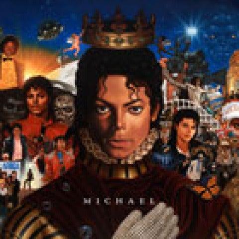 Portada Michael Jackson Michael 140