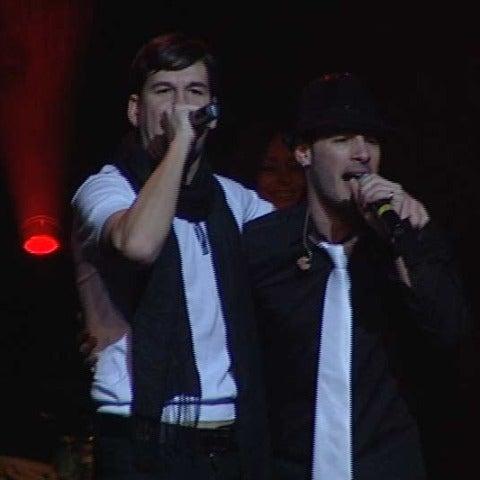 Concierto de Andy & Lucas