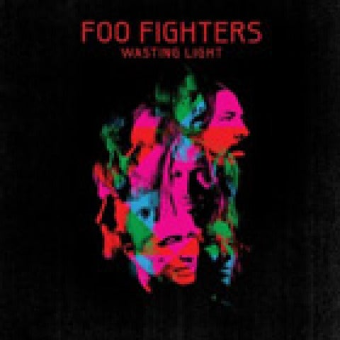 Portada Foo Fighters Wasting Light