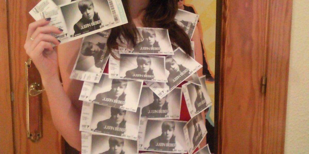 Europa FM te invita a los conciertos de Justin Bieber en España