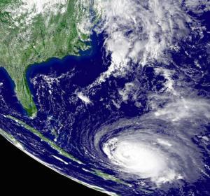 Imagen Meteosat ciclones