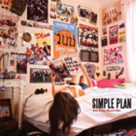 Portada Simple Plan Get your heart on 140