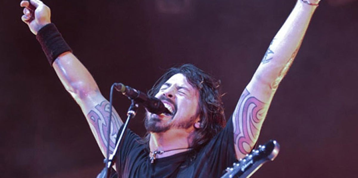 Foo Fighters en Madrid