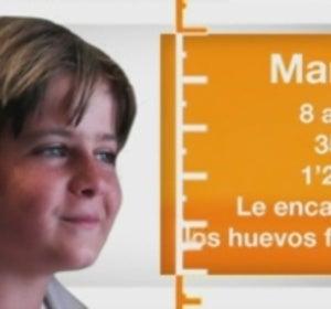 Ficha de María