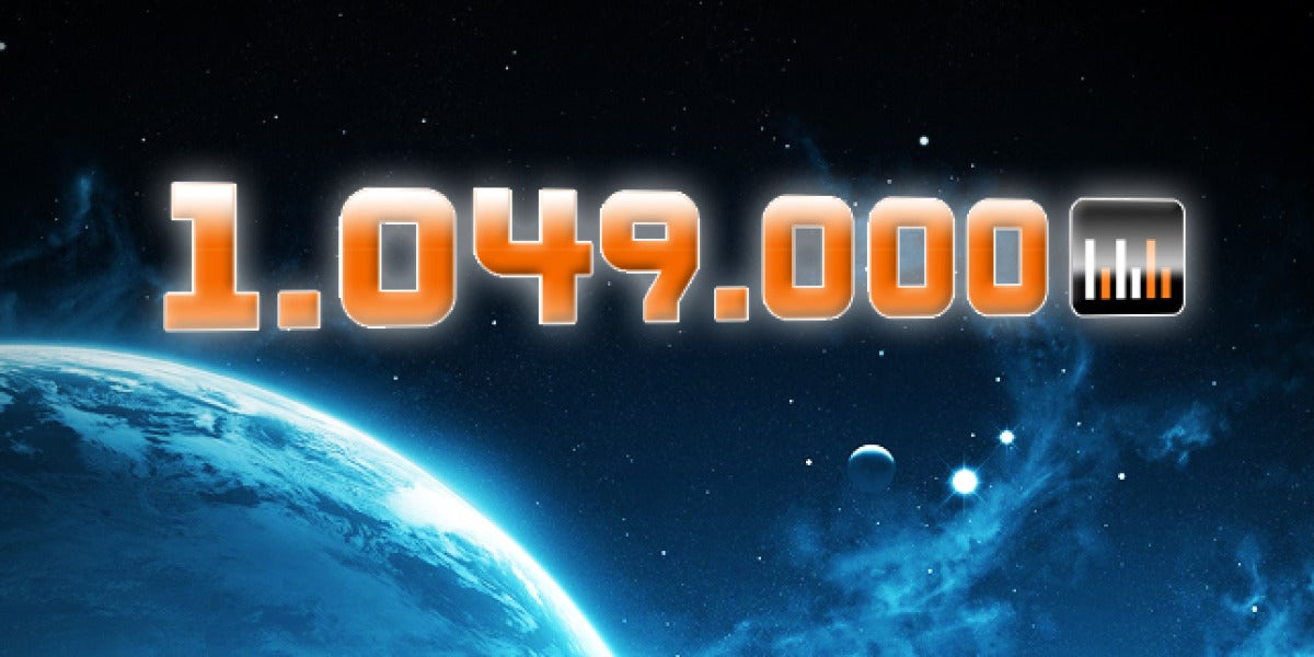 Europa FM supera el millón de oyentes