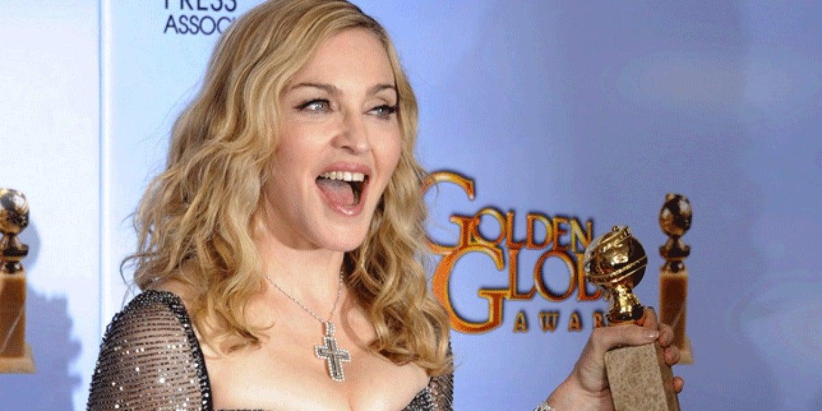 Madonna, mejor canción original