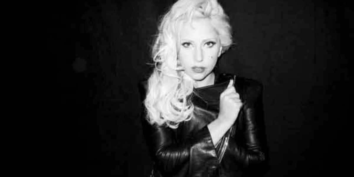 Lady Gaga, por Terry Richardson