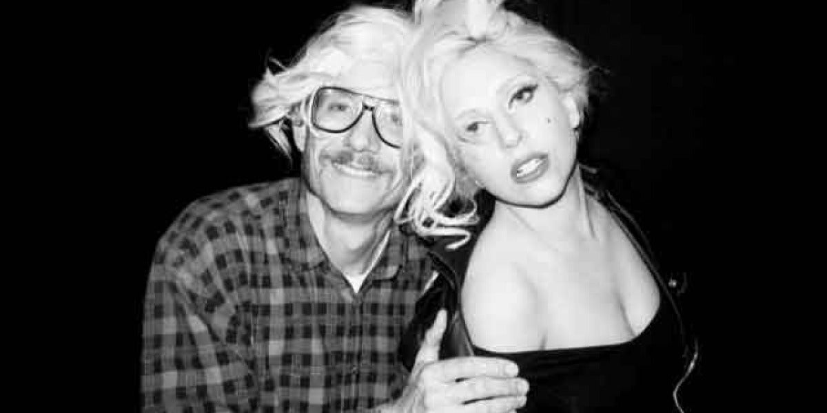 Terry Richardson y Lady Gaga
