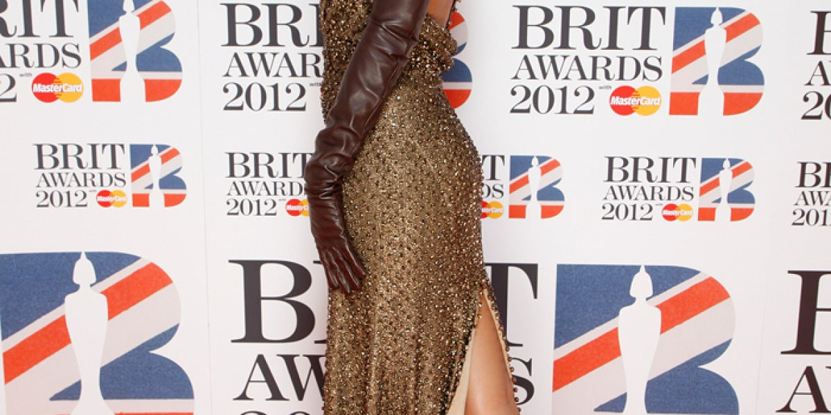 Premios Brit Awards 2012