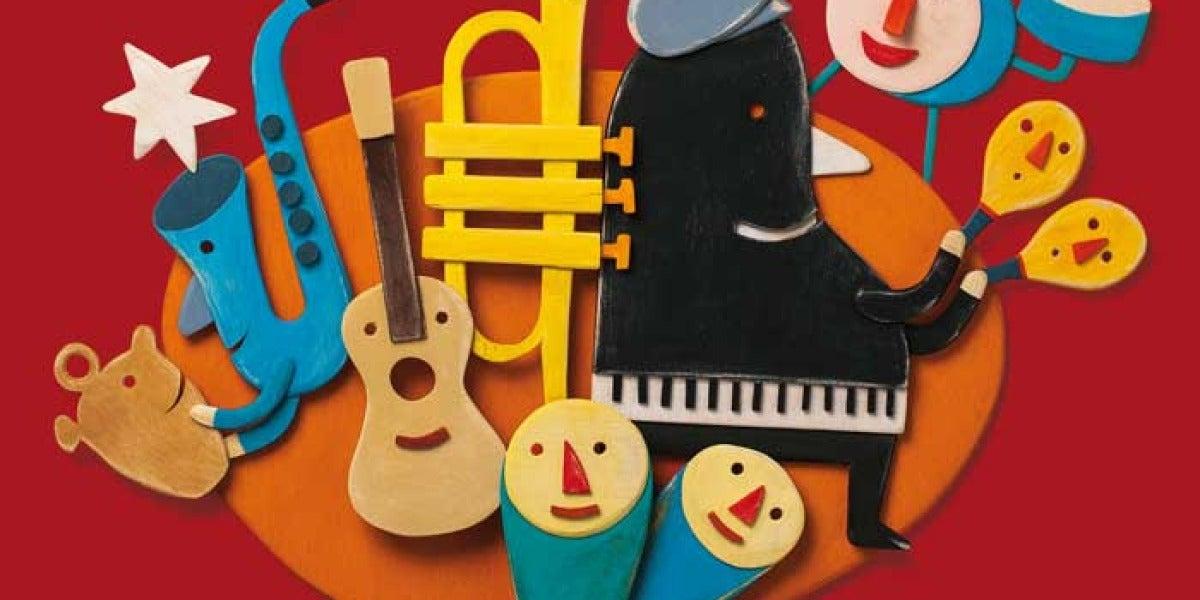 Cartel de las fiestas de San Isidro 2012