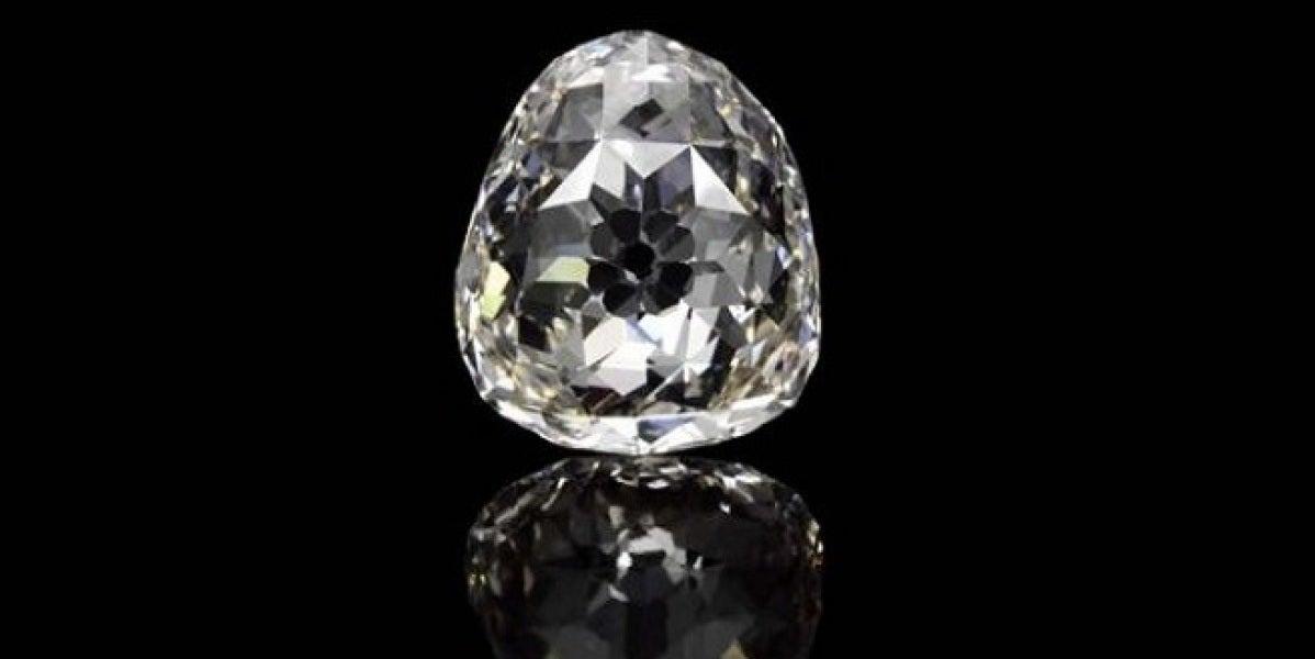 Subastan por 7,6 millones de euros un diamante que perteneció a 4 casas reales