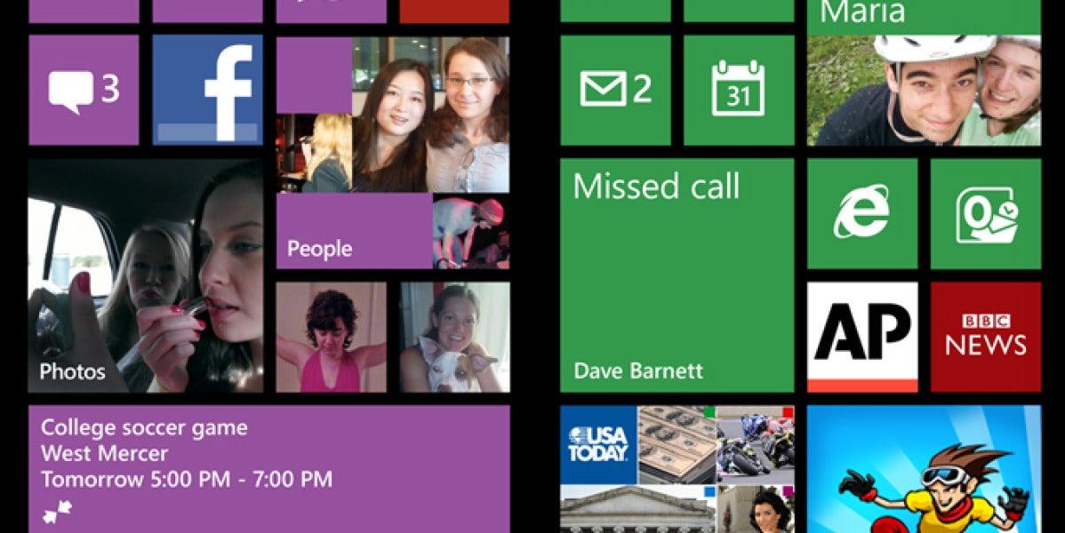 Windows presenta el Windows Phone 8